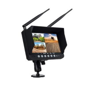 kit vidéo,sans fil,caméra,sécurité,confort,engin,écran